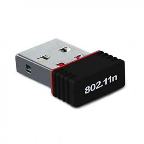 Chiavetta Wireless USB Adattatore Nano WIFI 150 Mbps Micro USB