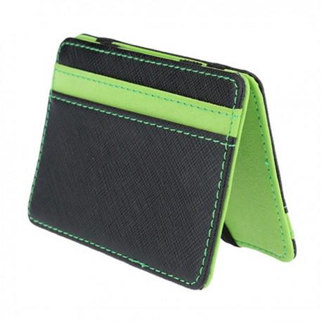 portafoglio magico porta carte credito porta banconote vari colori