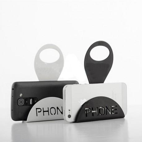 SUPPORTO per caricare il cellulare da muro PER SAMSUNG IPHONE LG SONY ACER