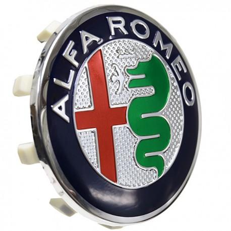 coprimozzo 60mm ALFA ROMEO cerchi mito giulietta 147 156 159 brera tuning